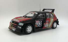 MG  - 1986  - 1:18 - SunStar - 5540 - sun5540 | The Diecast Company