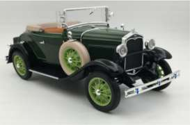 Ford  - 1931 green - 1:18 - SunStar - 6123 - sun6123 | The Diecast Company