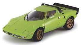 Lancia  - 1975 green - 1:18 - SunStar - sun4522 | The Diecast Company