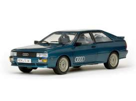 Audi  - 1981 oceanic blue metallic - 1:18 - SunStar - 4161 - sun4161 | The Diecast Company