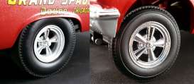 Rims & tires Wheels & tires - chrome - 1:18 - Acme Diecast - acme1806503W | The Diecast Company