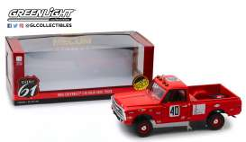 Chevrolet  - C-10 Baja 1000 Pick-up 1969 red - 1:18 - Highway 61 - hwy18007 | The Diecast Company