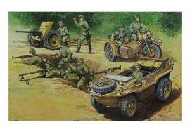 Military Vehicles  - Fujimi - 762166 - fuji762166 | The Diecast Company