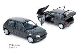 Renault  - 1991 tungstene grey - 1:18 - Norev - 185234 - nor185234 | The Diecast Company