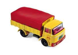 Berliet  - yellow/red - 1:43 - Norev - norCL6911 | The Diecast Company