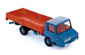 Berliet  - blue/orange - 1:43 - Norev - norCL6921 | The Diecast Company
