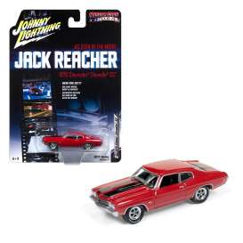 Chevrolet  - 1970 red - 1:64 - Johnny Lightning - cp6002 - jlcp6002 | The Diecast Company