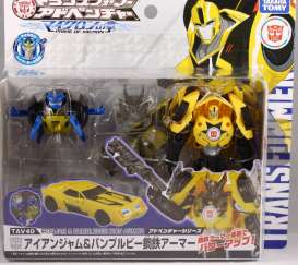Transformers  - yellow - Tomica - to862727 | The Diecast Company
