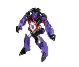 Transformers  - purple - Tomica - to862963 | The Diecast Company