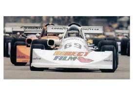 Minichamps - March Ford - mc417762269 : 1976 March Ford 76B Cosworth *Gilles Villeneuve* Formula Atlantic Winner GP De Trois-Rivieres Park *Resin series*, white