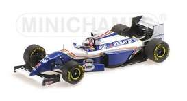 Williams Renault - 1994 blue/white - 1:43 - Minichamps - mc417940602 | The Diecast Company