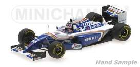 Williams Renault - 1994 blue/white - 1:43 - Minichamps - 417940702 - mc417940702 | The Diecast Company