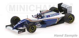 Williams Renault - 1994 blue/white - 1:43 - Minichamps - 417940802 - mc417940802 | The Diecast Company