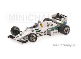 Williams Ford - 1991 whtie - 1:43 - Minichamps - 435830001 - mc435830001 | The Diecast Company