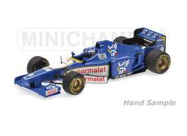 Ligier Mugen - 2011 blue/white - 1:43 - Minichamps - 435960009 - mc435960009 | The Diecast Company