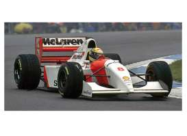 McLaren Ford - 1993 white/red - 1:43 - Minichamps - mc547934308 | The Diecast Company