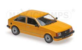 Maxichamps - Opel  - mc940044101 : 1979 Opel Kadett Saloon, orange