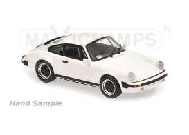 Porsche  - 1979 white - 1:43 - Maxichamps - 940062020 - mc940062020 | The Diecast Company