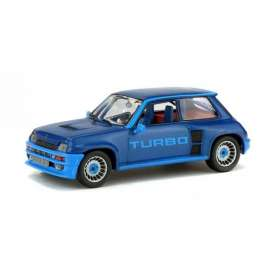 Renault  - 1980 blue - 1:43 - Solido - soli4301300 | The Diecast Company