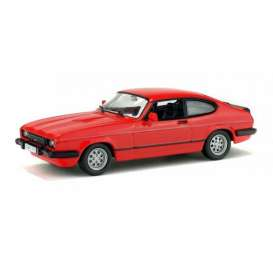 Ford  - 1981 red - 1:43 - Solido - soli4301700 | The Diecast Company