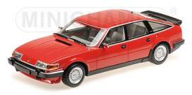 Rover  - 1986 red - 1:18 - Minichamps - 107138401 - mc107138401 | The Diecast Company