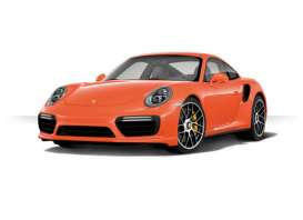 Porsche  - 2016 orange - 1:18 - Minichamps - mc155066320 | The Diecast Company