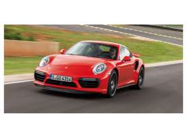 Porsche  - 2016 red - 1:18 - Minichamps - 155066322 - mc155066322 | The Diecast Company