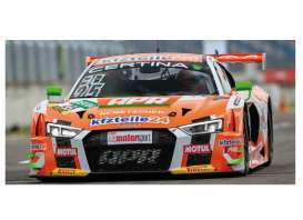 Audi  - R8 2016 orange - 1:18 - Minichamps - 155161125 - mc155161125 | The Diecast Company