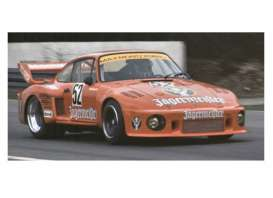 Minichamps - Porsche  - mc155776652 : 1977 Porsche 935 Max Moritz Racing Manfred Schurti DRM, orange