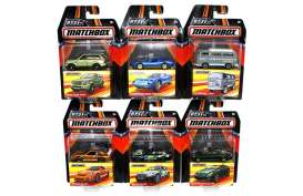 Assortment/ Mix  - various - 1:64 - Matchbox - hwmvDKC59-956A | The Diecast Company