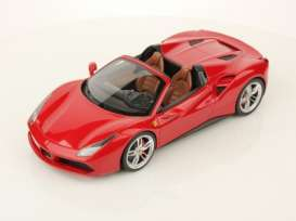 Ferrari  - red - 1:18 - MR Collection Models - MRFE017B | The Diecast Company