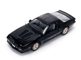 Chevrolet  - 1985 black - 1:18 - SunStar - 1943 - sun1943 | The Diecast Company