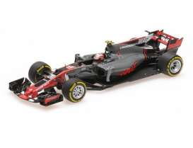 Haas Ferrari - 2017  - 1:43 - Minichamps - mc417170020 | The Diecast Company