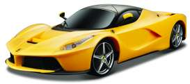 Ferrari  - yellow - 1:24 - Maisto - mai81234y | The Diecast Company