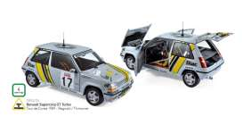 Renault  - 1989  - 1:18 - Norev - nor185215 | The Diecast Company