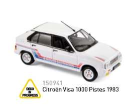 Citroen  - 1983  - 1:43 - Norev - 150941 - nor150941 | The Diecast Company