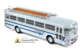 Chausson  - 1955 blue - 1:43 - Norev - nor530023 | The Diecast Company