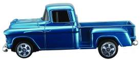 Chevrolet  - 1957 blue metallic - 1:64 - Maisto - mai16911b | The Diecast Company