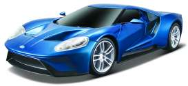 Ford  - blue - 1:14 - Maisto - mai82205 | The Diecast Company