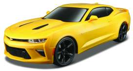 Chevrolet  - yellow - 1:14 - Maisto - mai82201 | The Diecast Company