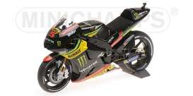 Yamaha  - YZR-M1 2017 black - 1:12 - Minichamps - 122173005 - mc122173005 | The Diecast Company