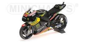 Yamaha  - YZR-M1 2017 black - 1:12 - Minichamps - 122173094 - mc122173094 | The Diecast Company