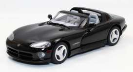 Dodge  - Viper RT/10 black - 1:18 - Acme Diecast - US003 - GTUS003 | The Diecast Company