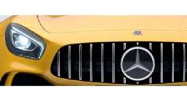 Mercedes AMG - yellow - 1:18 - Paragon - para88002 | The Diecast Company