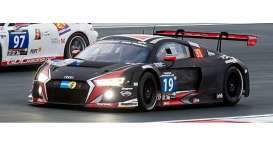 Audi  - 2016 black/red - 1:18 - Paragon - para88107 | The Diecast Company