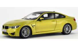 BMW  - yellow - 1:18 - Paragon - 97103 - para97103 | The Diecast Company