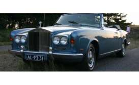 Rolls Royce  - carribean blue - 1:18 - Paragon - para98206L | The Diecast Company