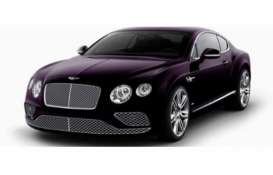 Paragon - Bentley  - para98223L : 2016 Bentley Continental GT Coupe Damson LHD