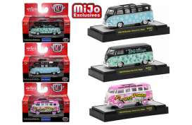 Volkswagen  - various - 1:64 - M2 Machines - 32500MJS02 - M2-32500VWMJS02 | The Diecast Company
