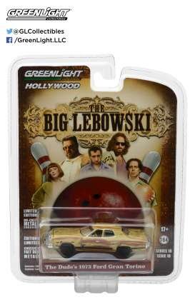 GreenLight - Ford  - gl44780D : 1973 The Dude